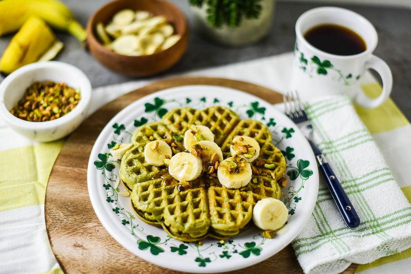 Shamrock Waffle 3