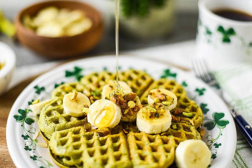 Shamrock Waffle 5