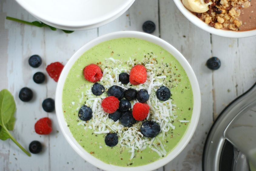 Smoothie Bowls 1