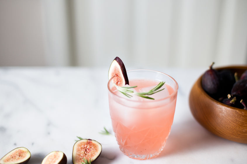 Sous Vide Fig Cocktails 6