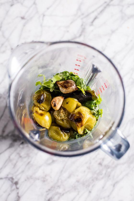 Spicy-Pork-Al-Pastor-Quesadilla-with-Roasted-Tomatillo-Salsa-Verde-1