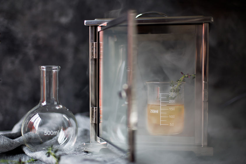 Spooky Smoky Cocktails 2