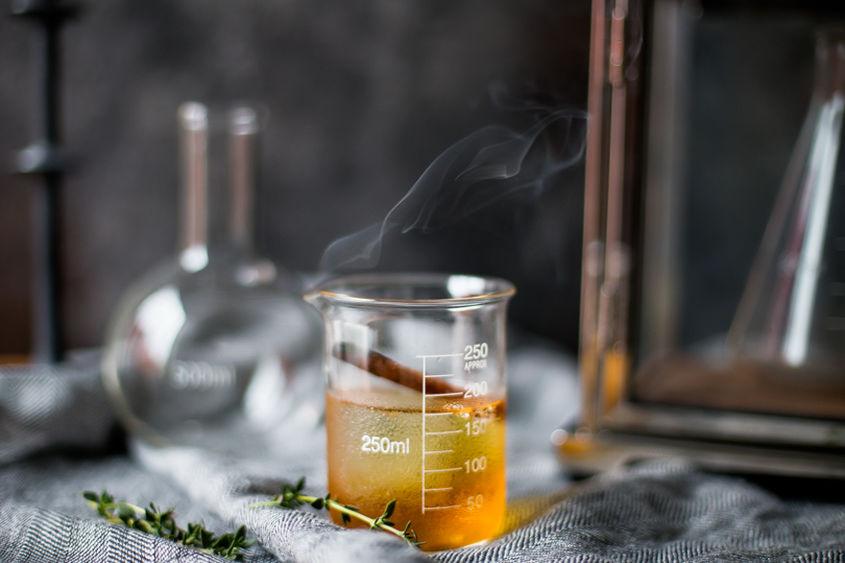 Spooky Smoky Cocktails 4