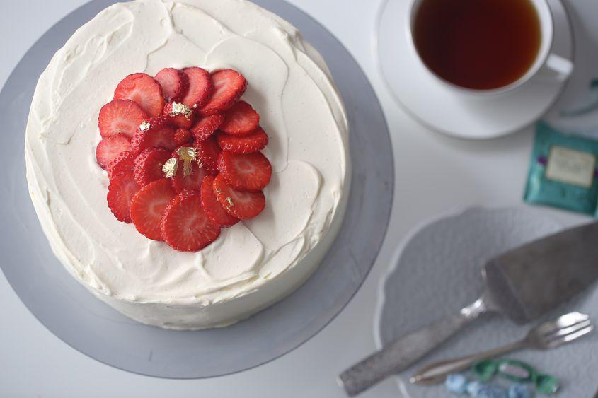Strawberry Meringue 35