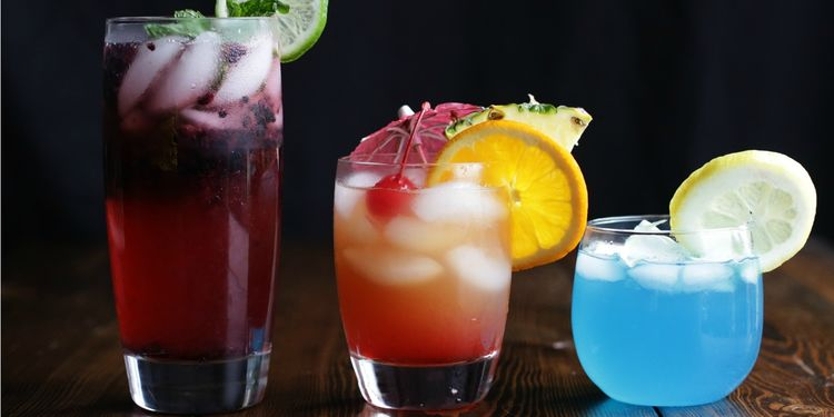 3 summer cocktail recipes billy parisi the inspired home for Easy fruity mixed drinks
