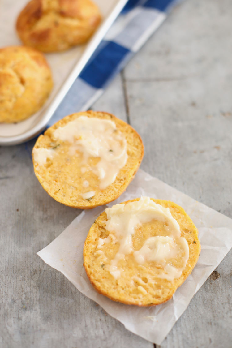 Sweet Potato Rosemary Biscuits By Gemma Stafford 3