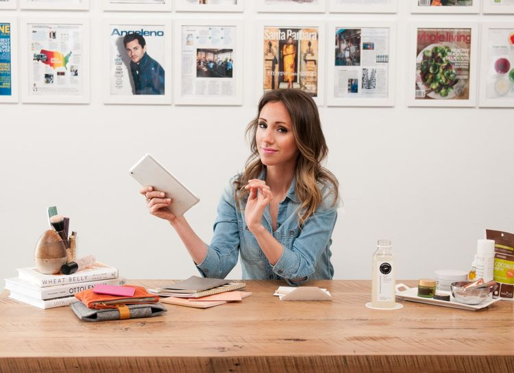 Suzanne Hall Talks The Chalkboard and All Things Living Well