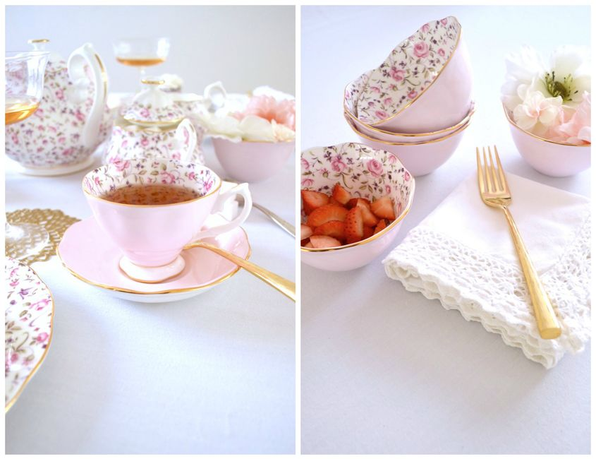 Tea Party Collage 1