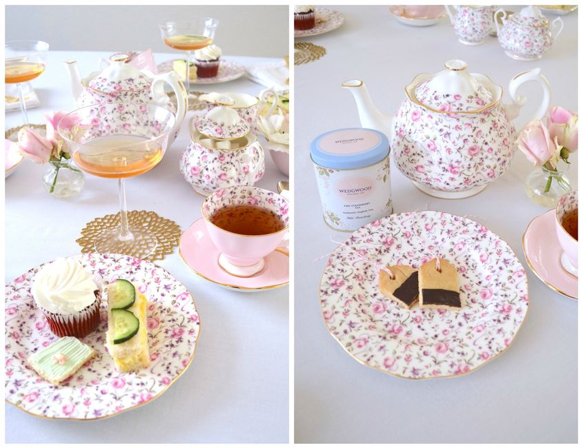 Tea Party Collage 2