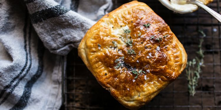 Ultimate Comfort Food: Turkey Pot Pies