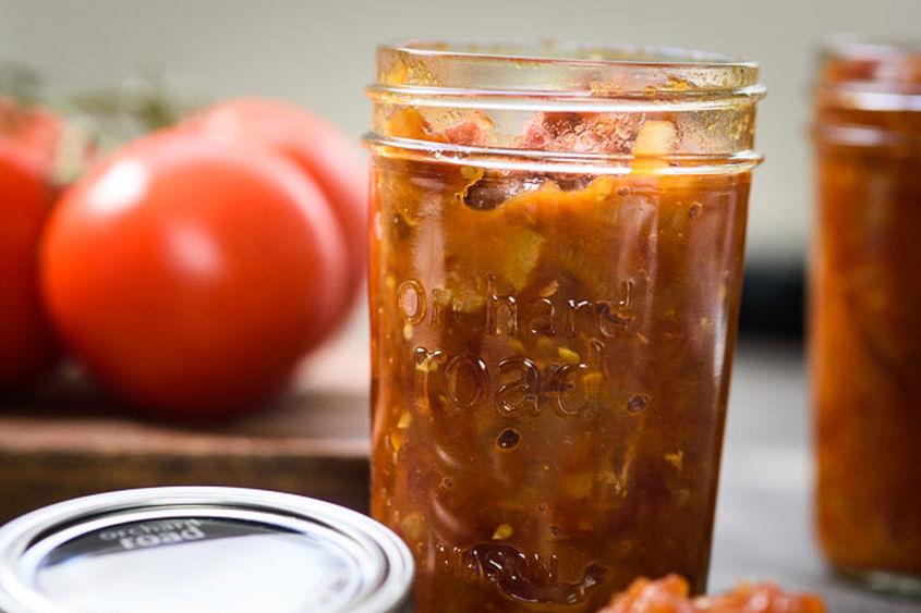 Tomato Jam 14 2