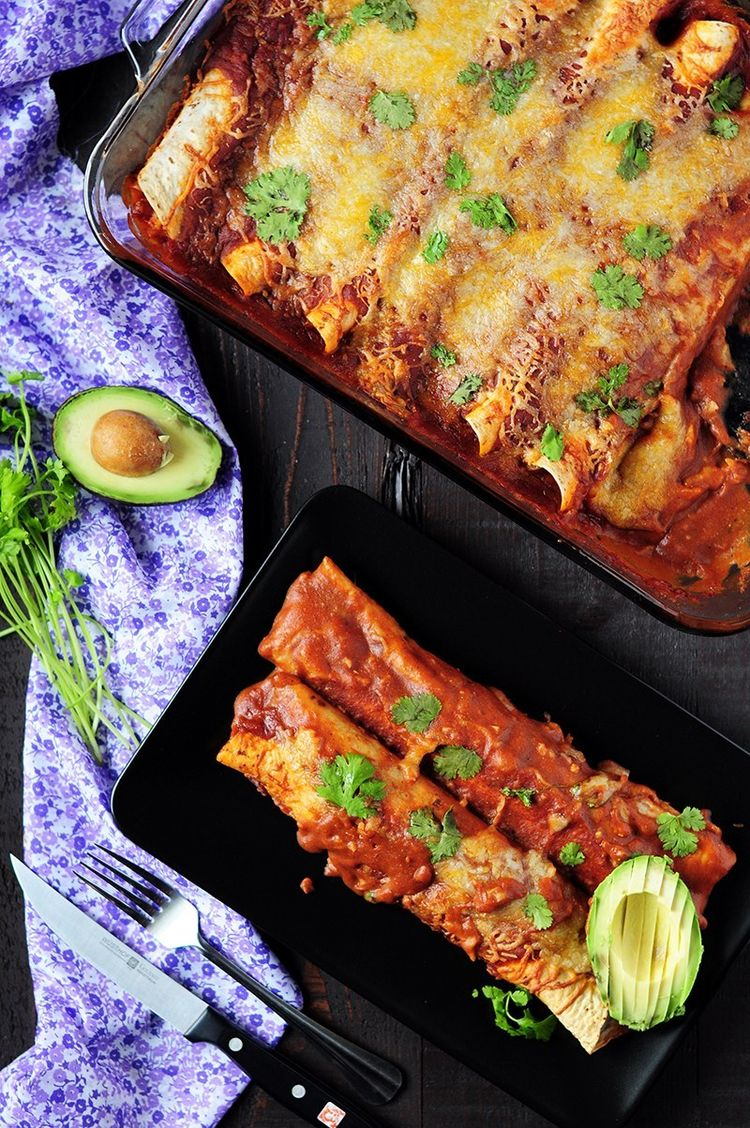 Turkey Enchiladas 5