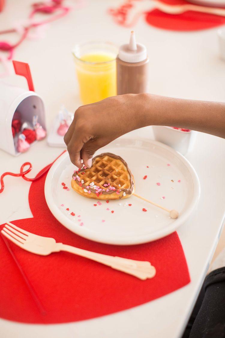 Valentines Heart Shaped Waffles Just Destiny 21 Resize