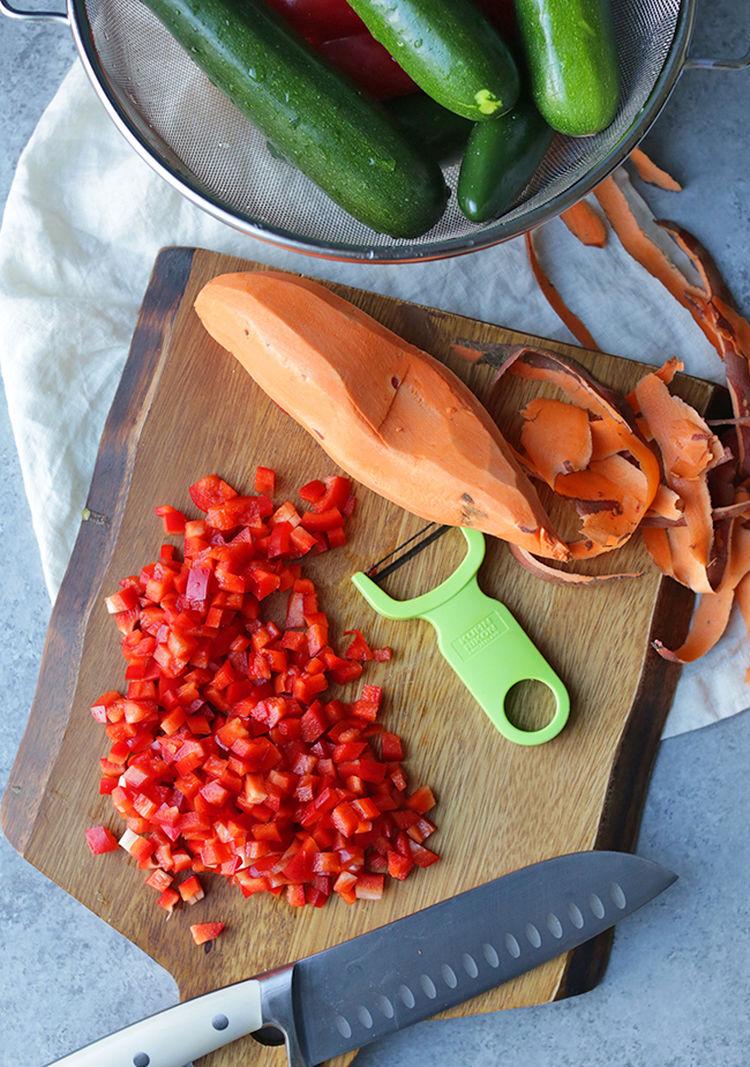 Veggie Chili 5