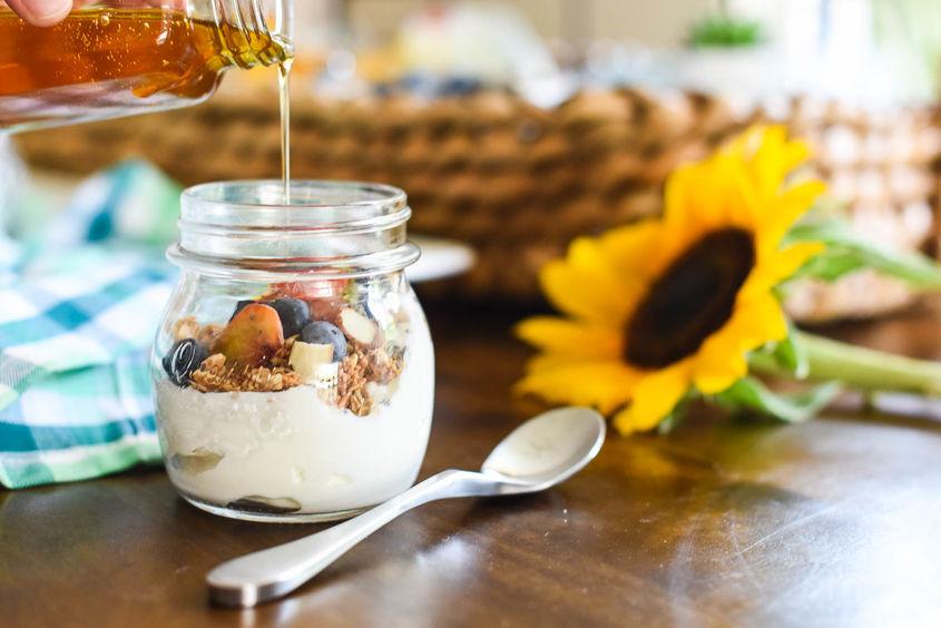 Yogurt Parfait Bar 4