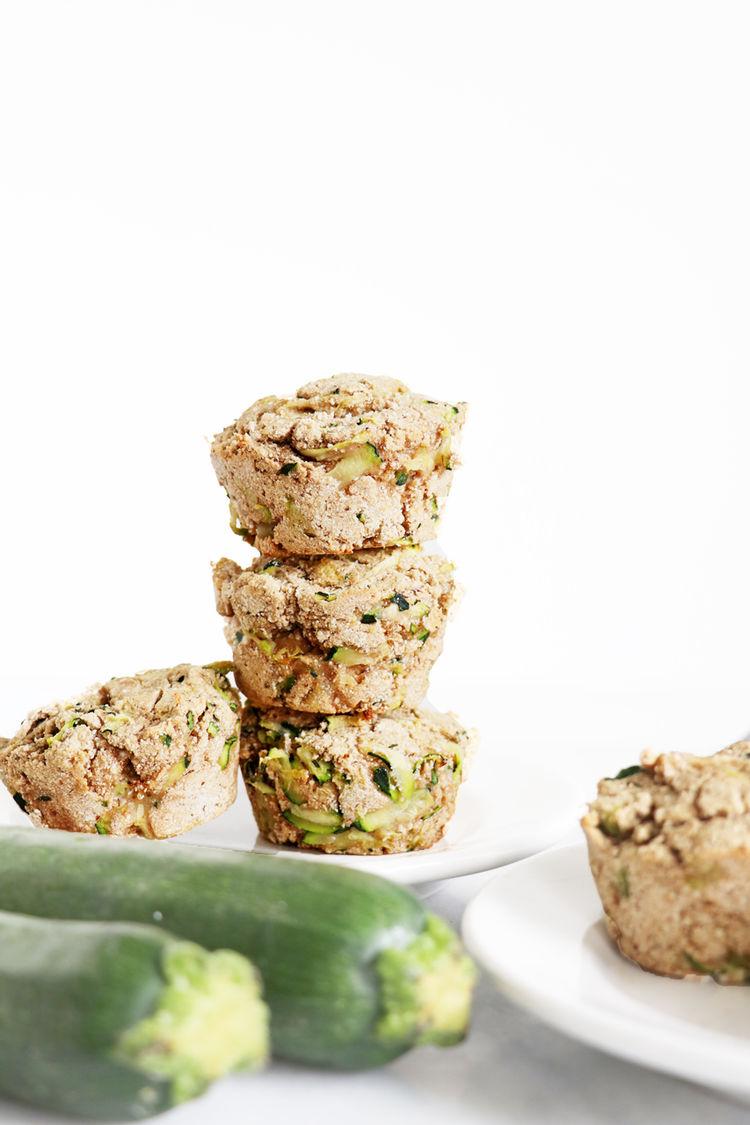 Zucchini Muffins2