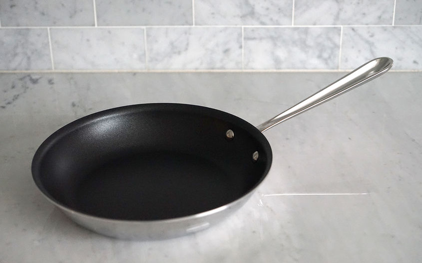 "All-Clad 10"" Non-Stick Pan"