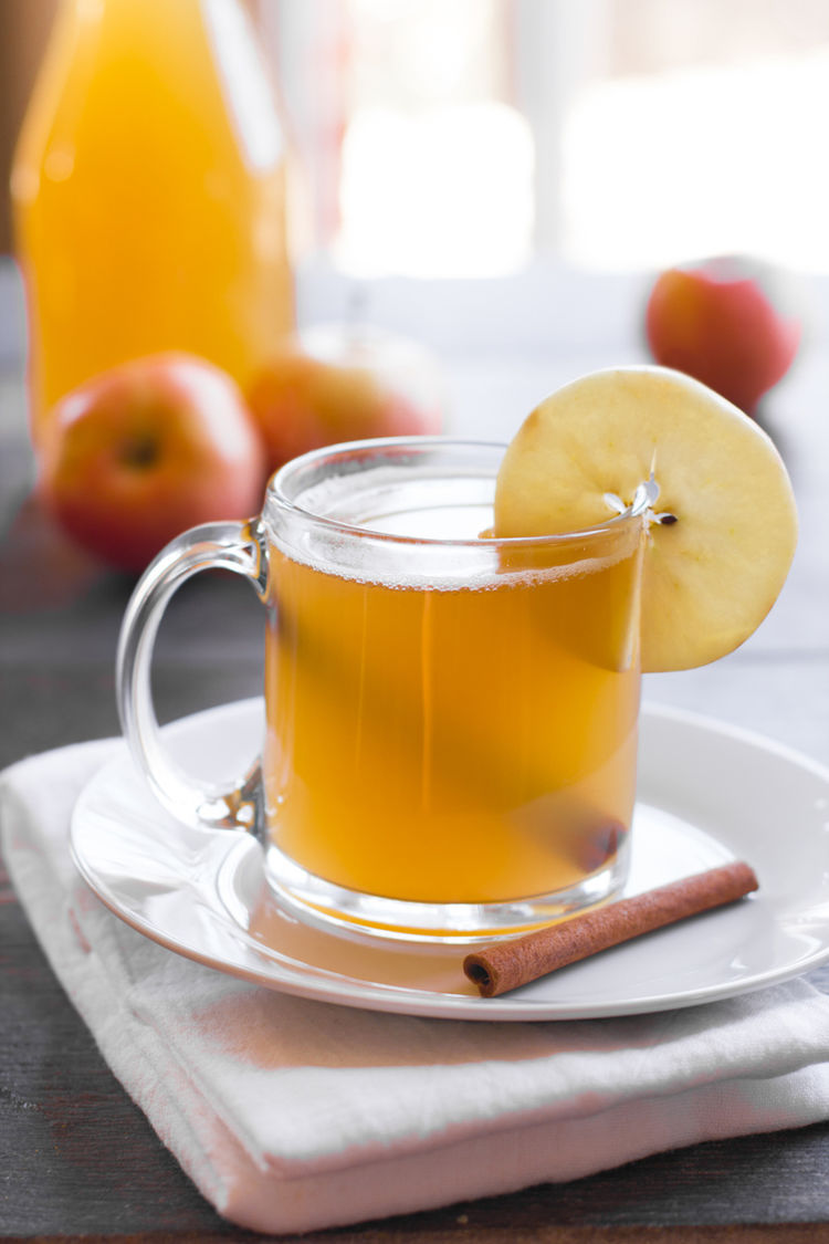 Apple Bourbon Hot Toddy 3