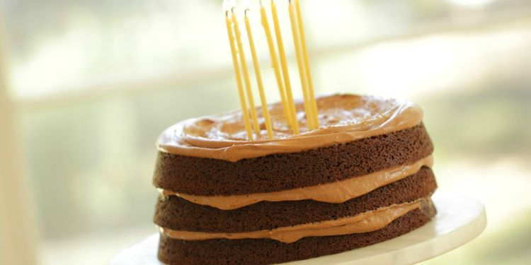 The Only Homemade Birthday Cake Recipe You'll Ever Need