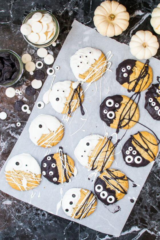 Black And White Monster Cookies Appetites Anonymous 1C