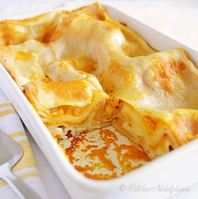 Butternut Squash Lasagna2 W