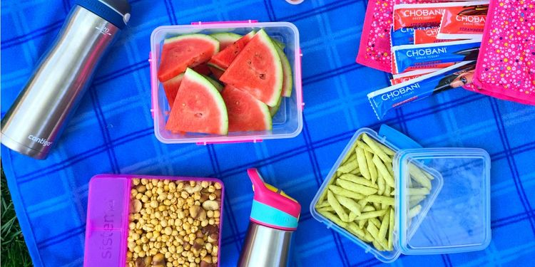 Camp Wanna Packa Lunch: Super Cool Lunch Ideas for Day Campers
