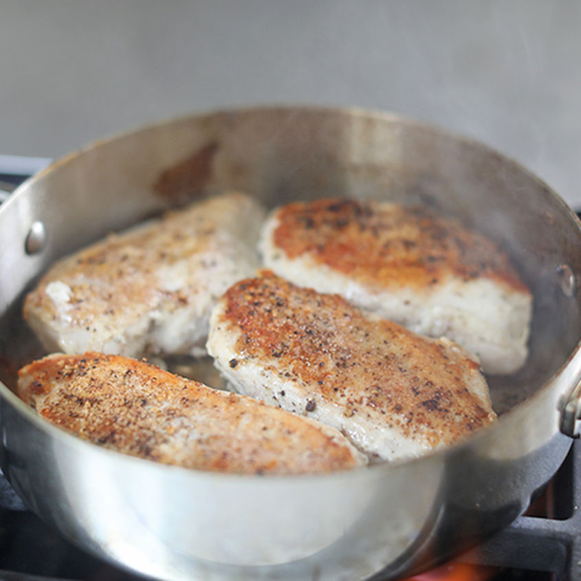 Chicken Caprese Casserole 2