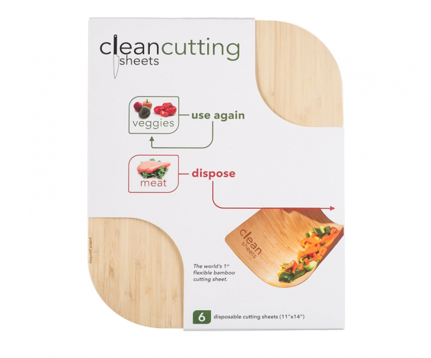 Cleancutting Sheets