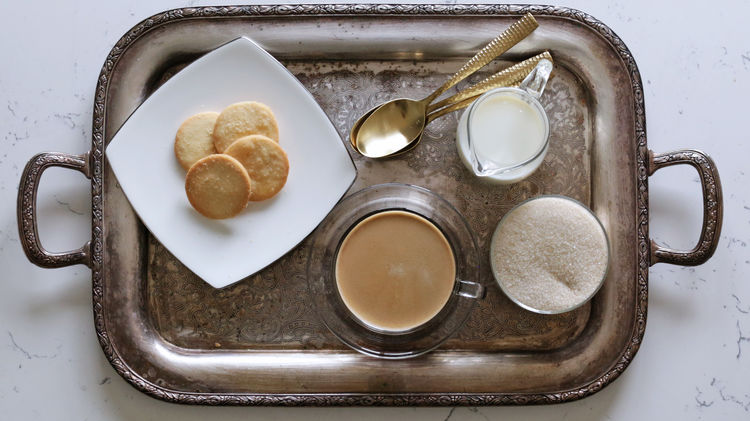 Caramel Macchiatos and Shortbread Cookies: The Perfect Pair