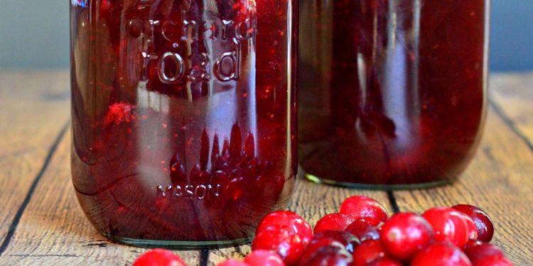 ​Homemade Cranberry-Orange Relish