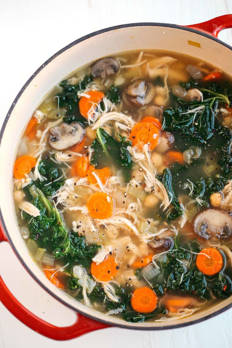 Detox Soup 4