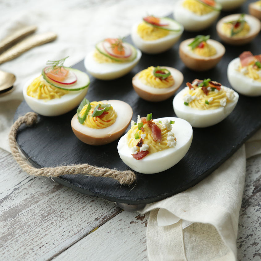 Deviled Eggs Fb Video Still