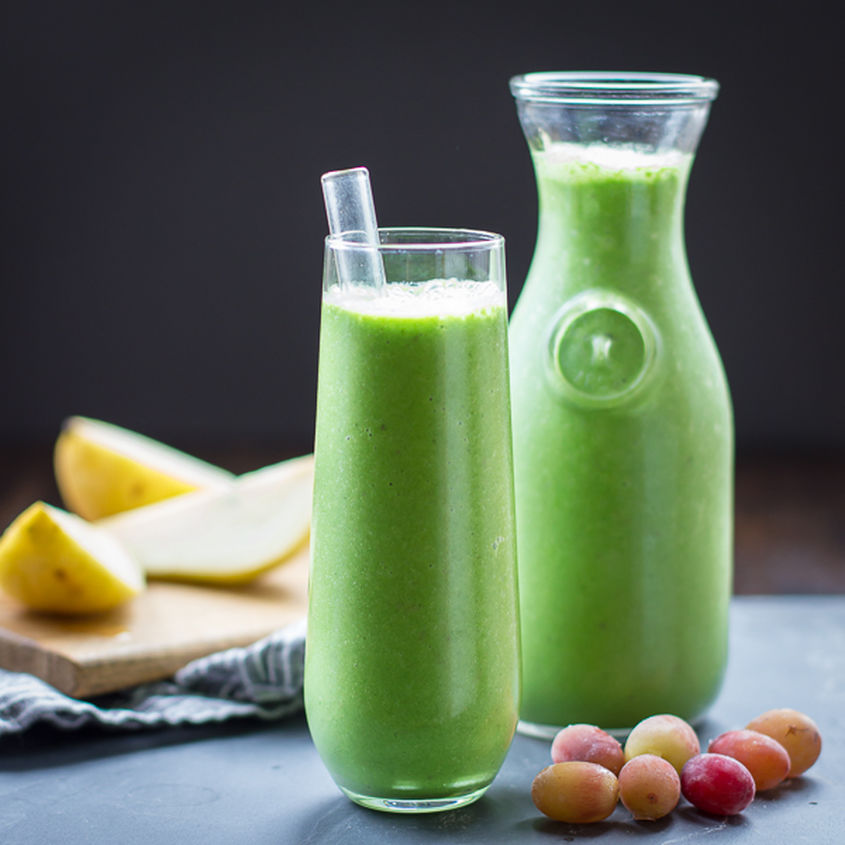 Fall Greens Smoothie 1 41