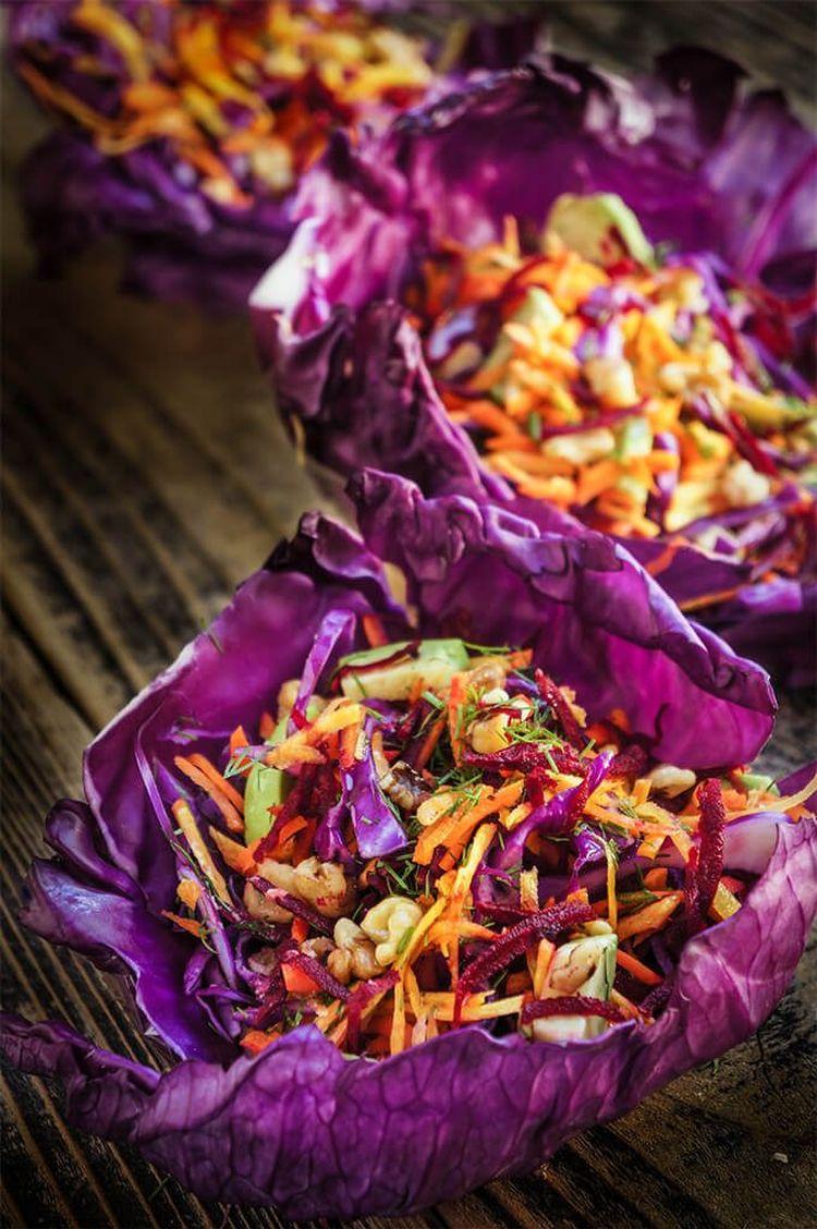 Fall Superfood Detox Salad 0
