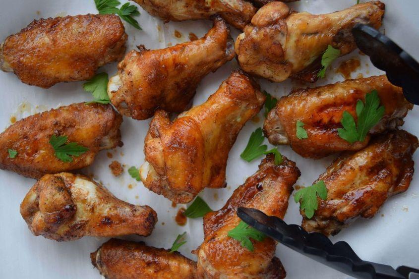 Five Spice Chicken Wings