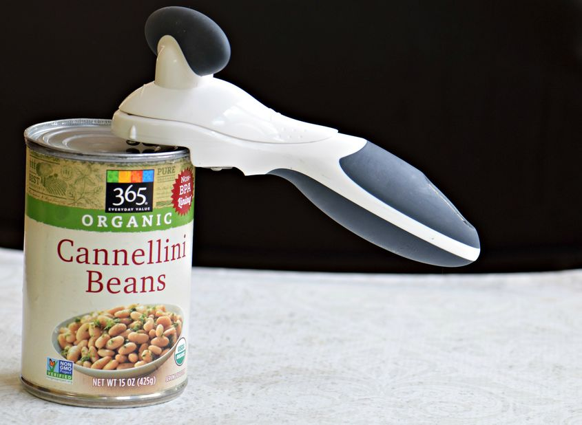 Food Swap Inspired Home Can Opener
