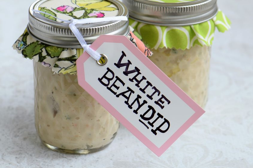 Food Swap Inspired Home Jars Tag
