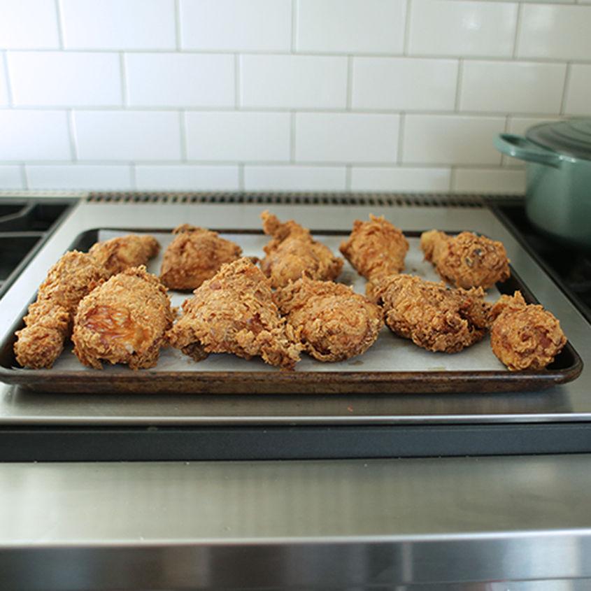 Fried Chicken 13