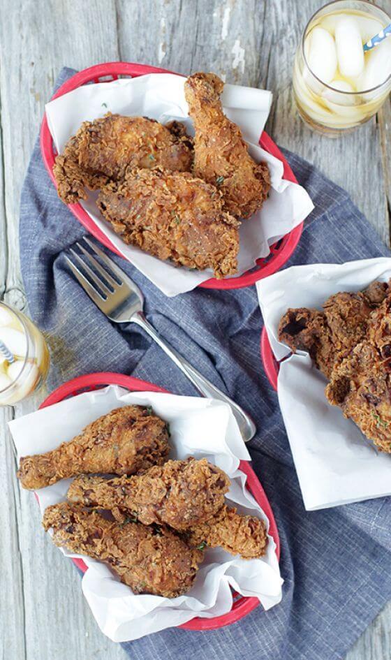 Fried Chicken 14