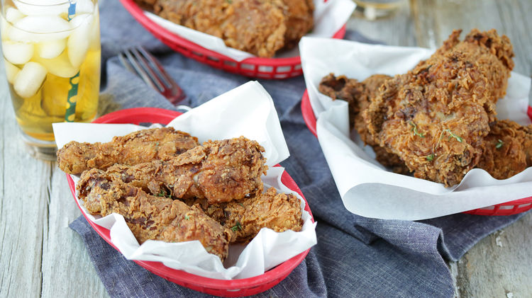The Ultimate Southern Fried Chicken Recipe