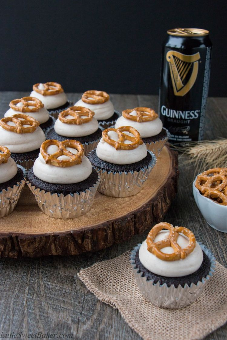 Guinness Cupcakes 5