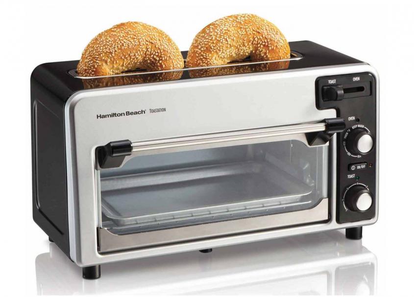 Hamilton Beach 2 In 1 Oven Toaster