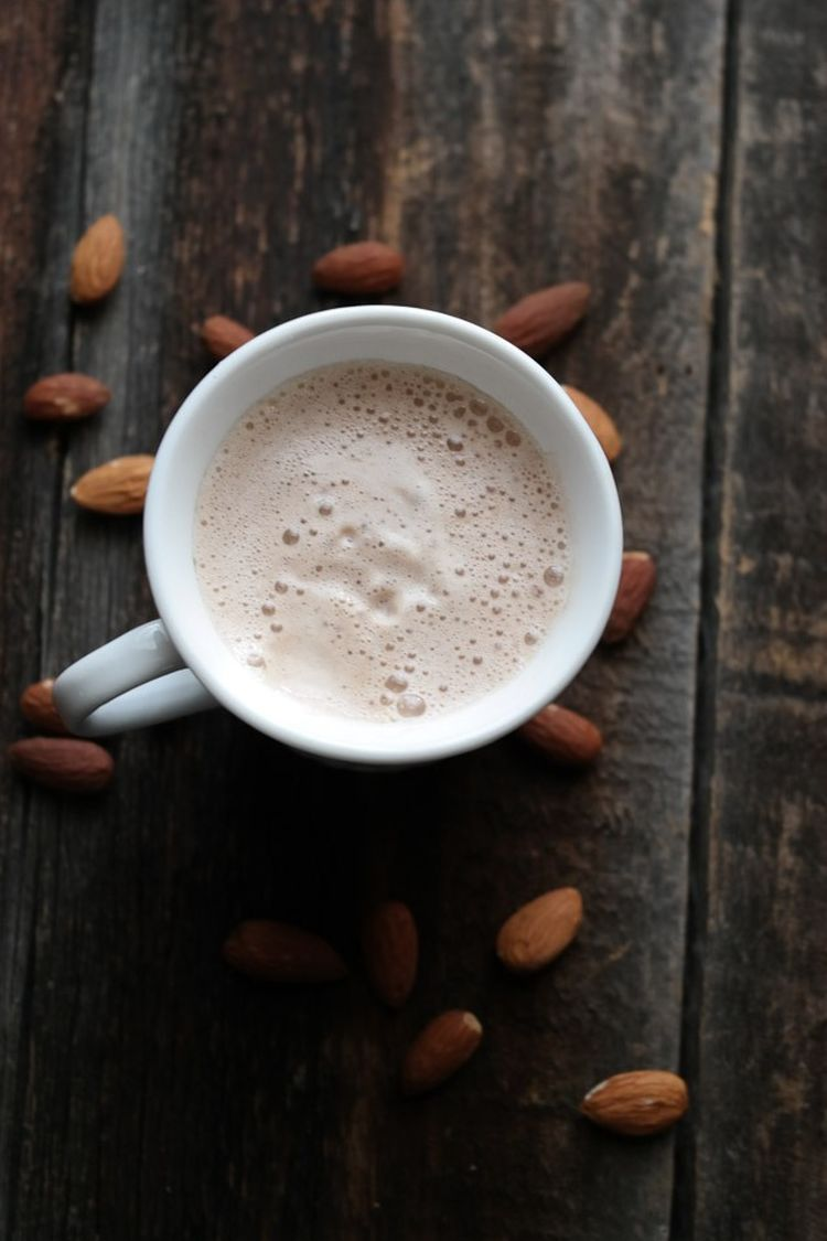 Healthy Chai Tea Latte