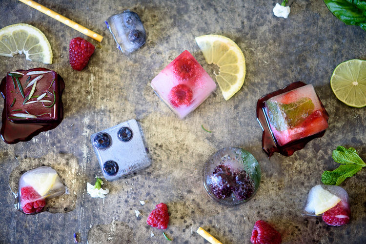 How To: Make 5 Flavored Ice Cubes That Will Change the Way You Look at Ice