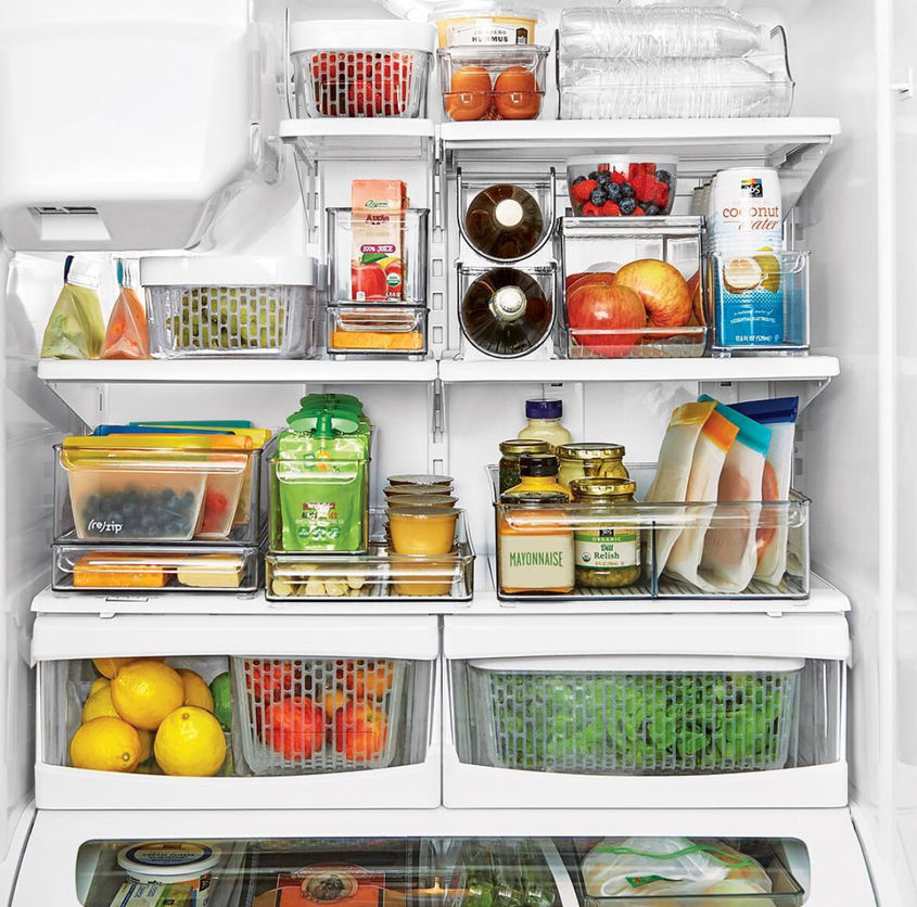 How To Clean And Organize Your Fridge The Inspired Home