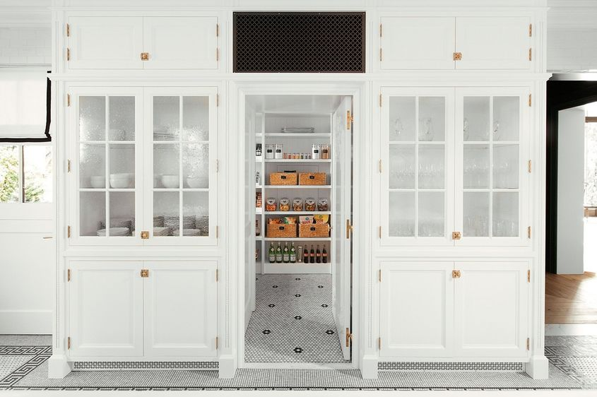 How To Organize Your Pantry Built In Inspired Home