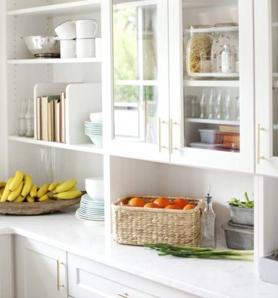How To Organize Your Pantry Cabinet Shelves Inspired Home