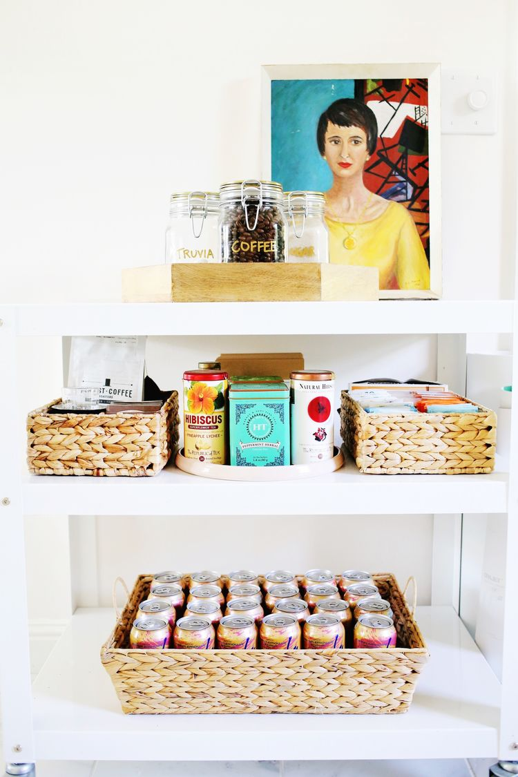 How To Organize Your Pantry Shelves Inspired Home