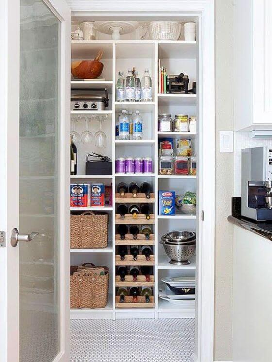How To Organize Your Pantry Small Inspired Home