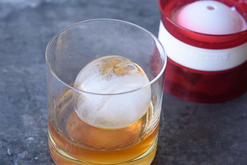 Ice Sphere